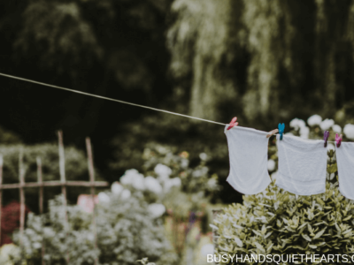 5 Reasons to Line Dry Your Laundry