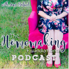 All the best podcasts for homemakers