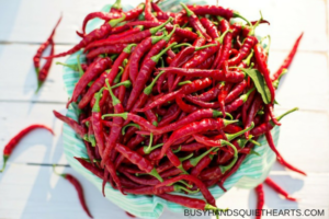 cayenne peppers helps bad blood circulation