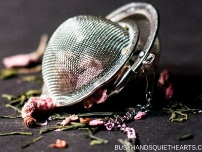Making Herbal Teas for Pleasure and Wellness