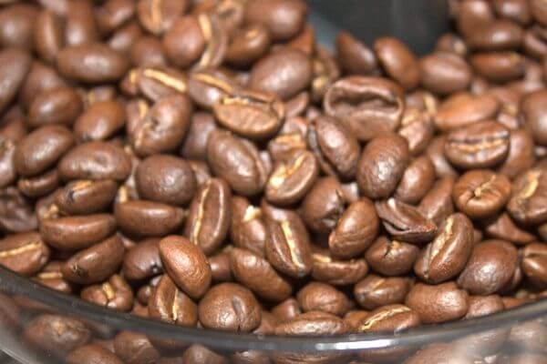 Coffee beans, you don't have to stop drinking coffee if it brings you joy.