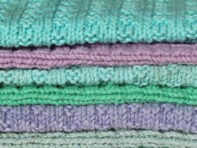 Not Another Dishcloth Free Knitting Pattern