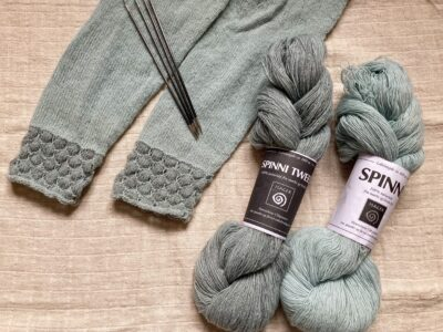 Ep. 002 – Mystery Yarn Identified – Knitting Podcast