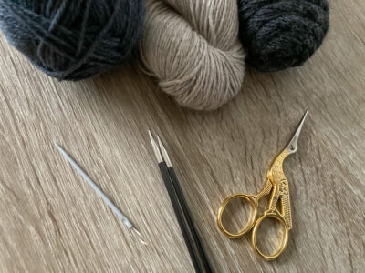 Essential Tools for the Beginner Knitter